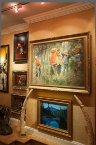 Custom framing in Port Washington New York